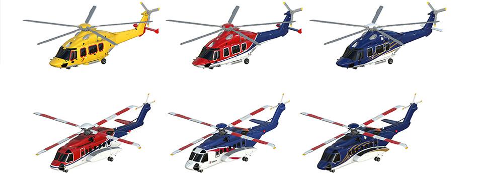 S-92A & H175
